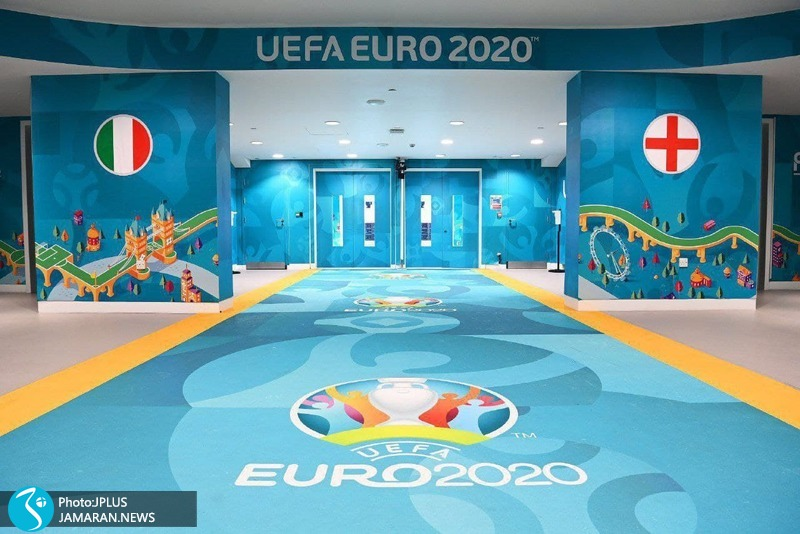 حواشی فینال یورو 2020