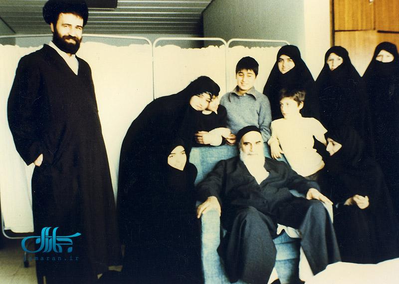 روز شمار بیماری و رحلت امام خمینی | بررسی مساله رهبری توسط سران قوا