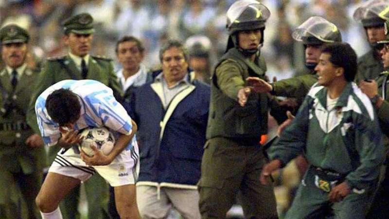 رسوایی های فوتبال