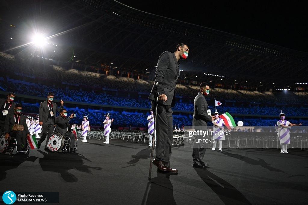 کاروان ایران در پارالمپیک
