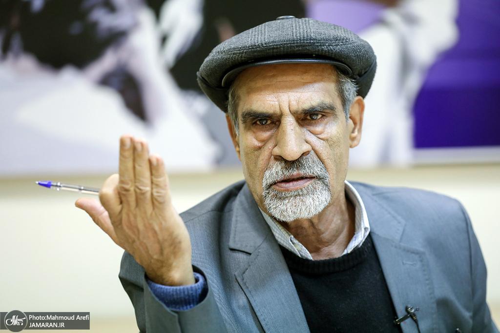 نشست حق اعتراض - نعمت احمدی