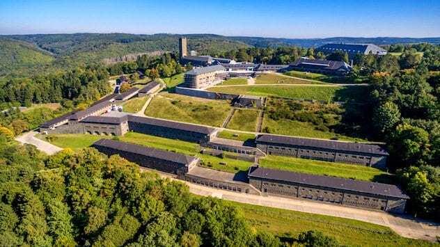 معماری دوران نازیها در آلمان
