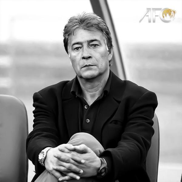 بازتاب سالگرد درگذشت مرحوم حجازی در صفحه AFC