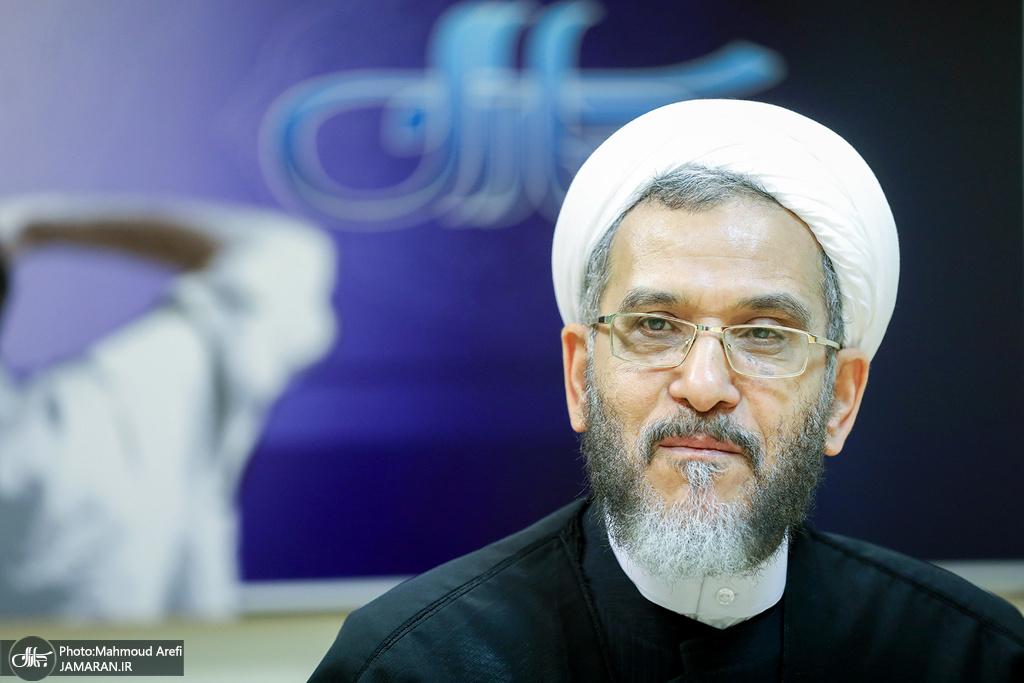 حجت الاسلام و المسلمین احمد مازنی