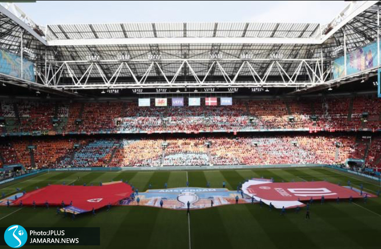 یورو ۲۰۲۰ - ولز و دانمارک