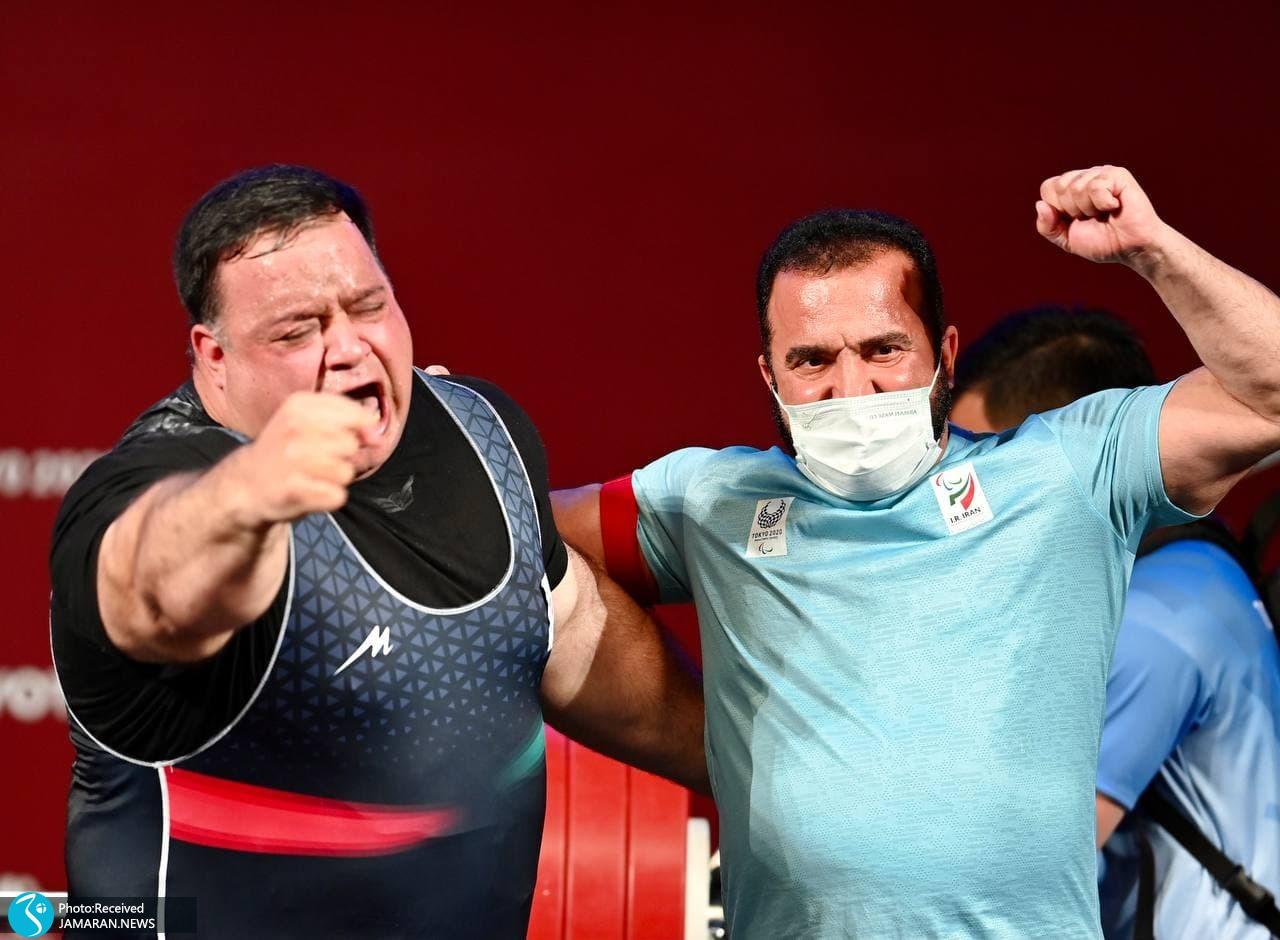 پاراوزنه برداری پارالمپیک 2020- منصور پورمیرزایی