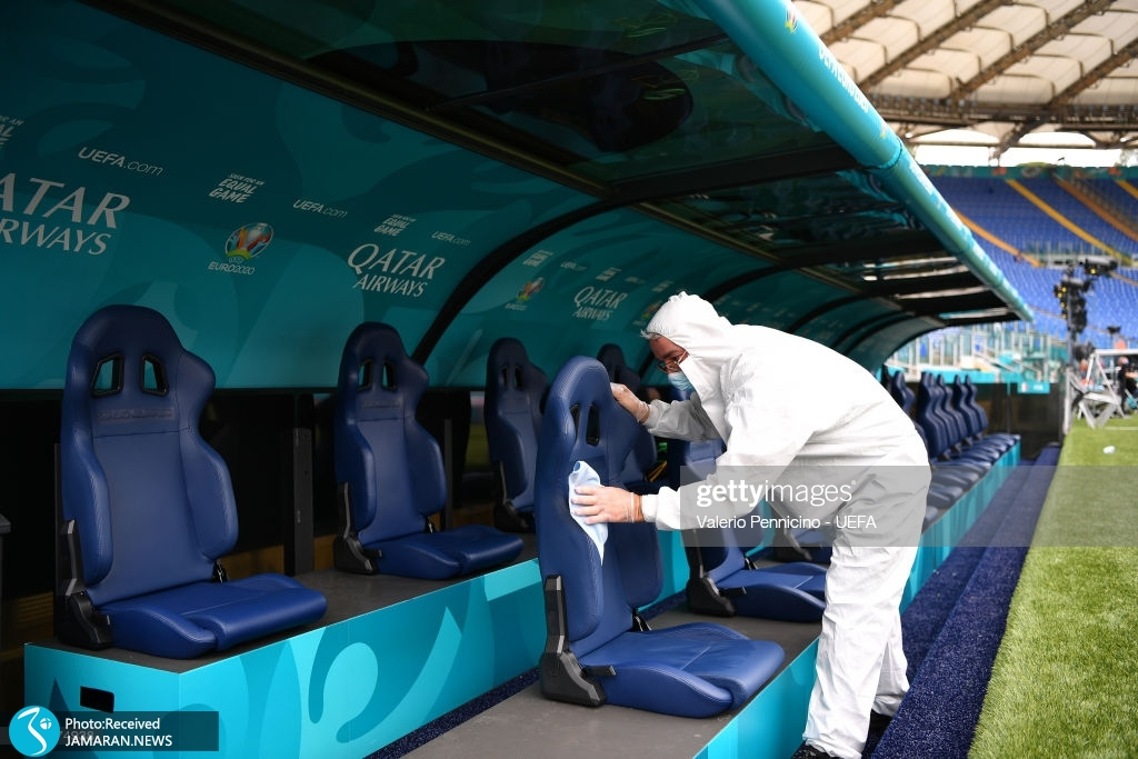 یورو ۲۰۲۰ - تیم فوتبال ایتالیا و ولز