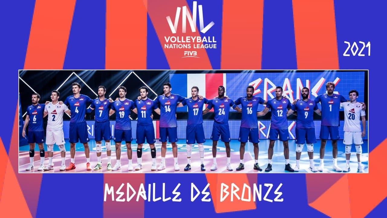 تیم ملی والیبال فرانسه