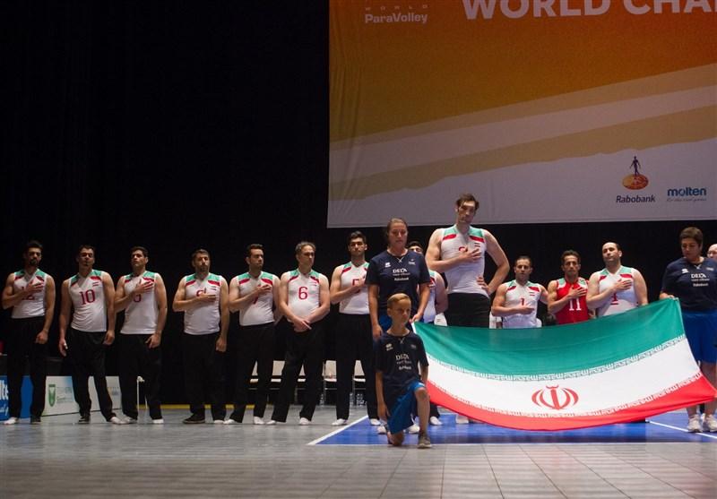 تیم ملی والیبال نشسته مردان