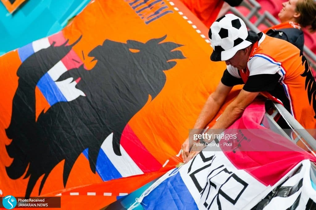 یورو 2020 - تیم فوتبال مقدونیه تیم فوتبال هلند