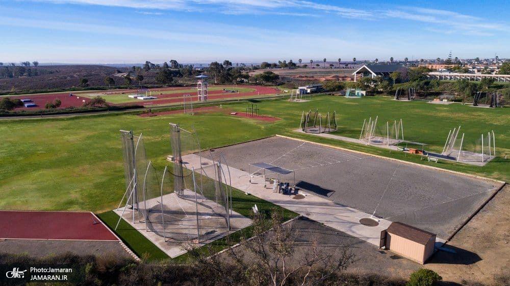 کمپ چولاویستا کالیفرنیا آمریکا
