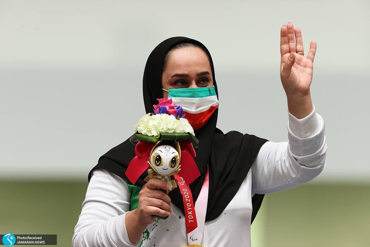 پارالمپیک 2020- ساره جوانمردی