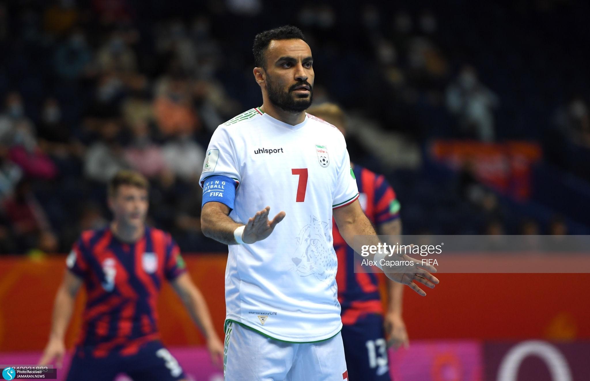 جام جهانی فوتسال 2021 - حسن زاده