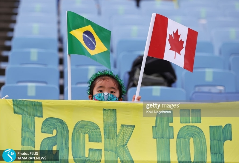 گزارش تصویری المپیک توکیو