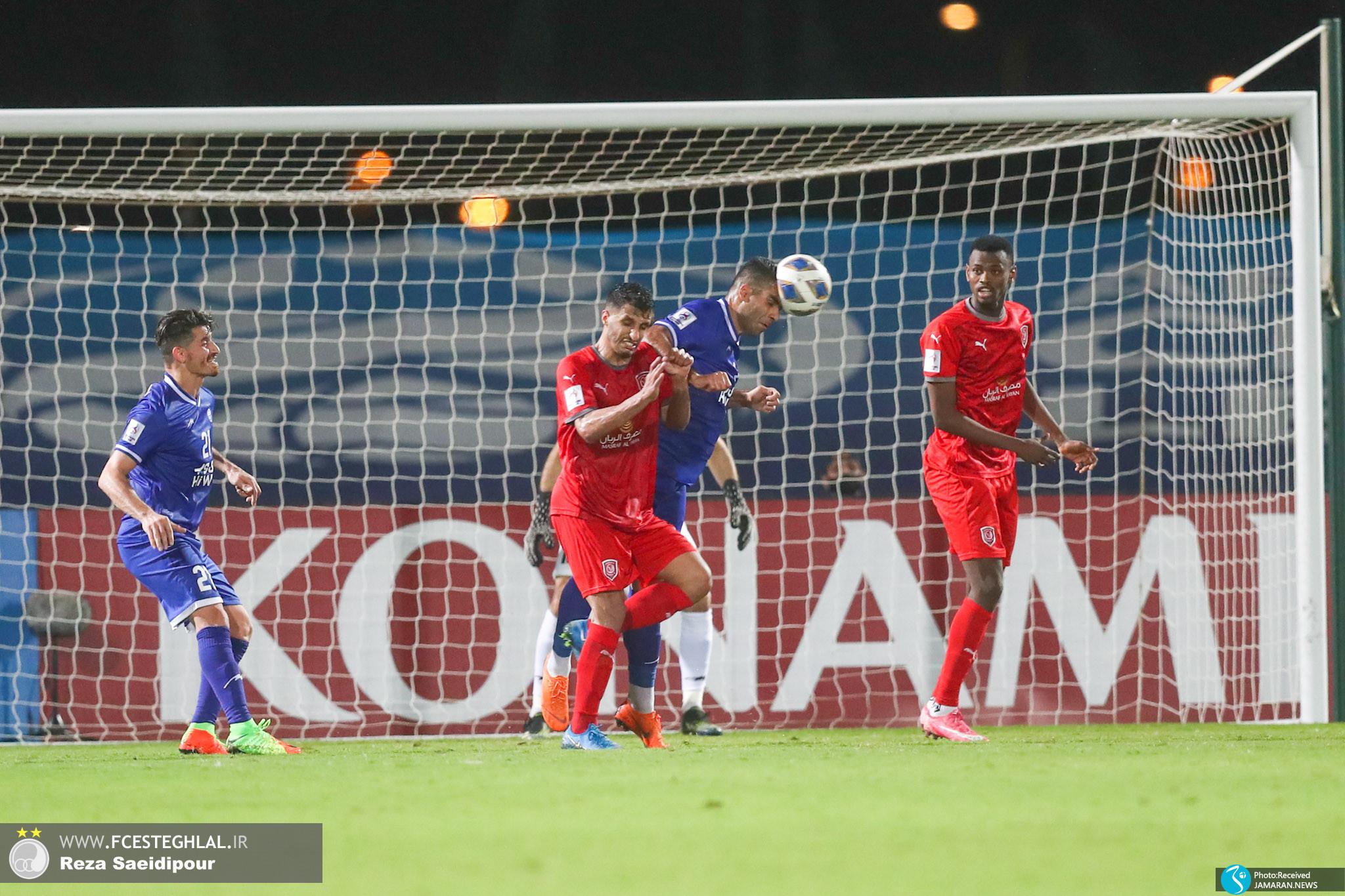 لیگ قهرمانان آسیا استقلال الدحیل قطر