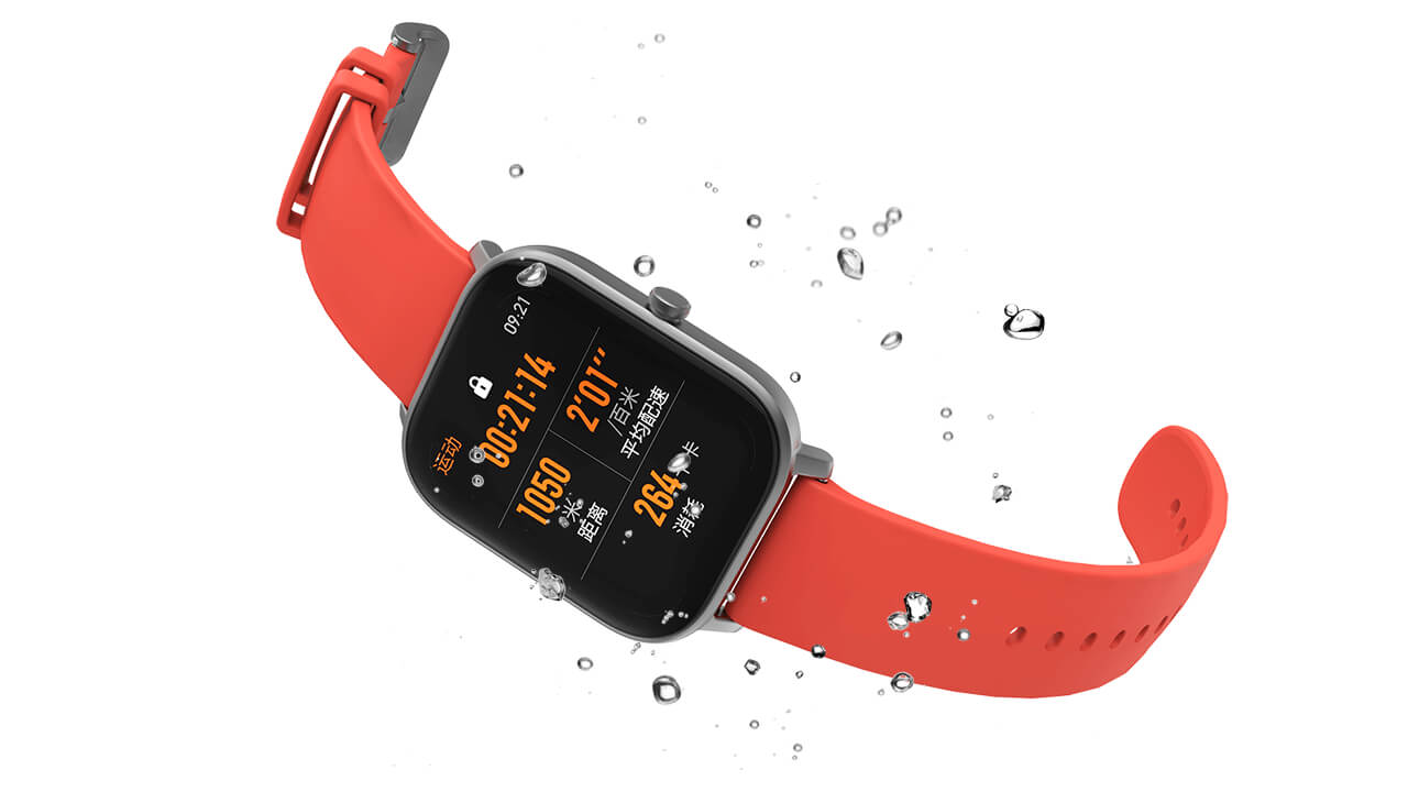 ساعت هوشمند شنا