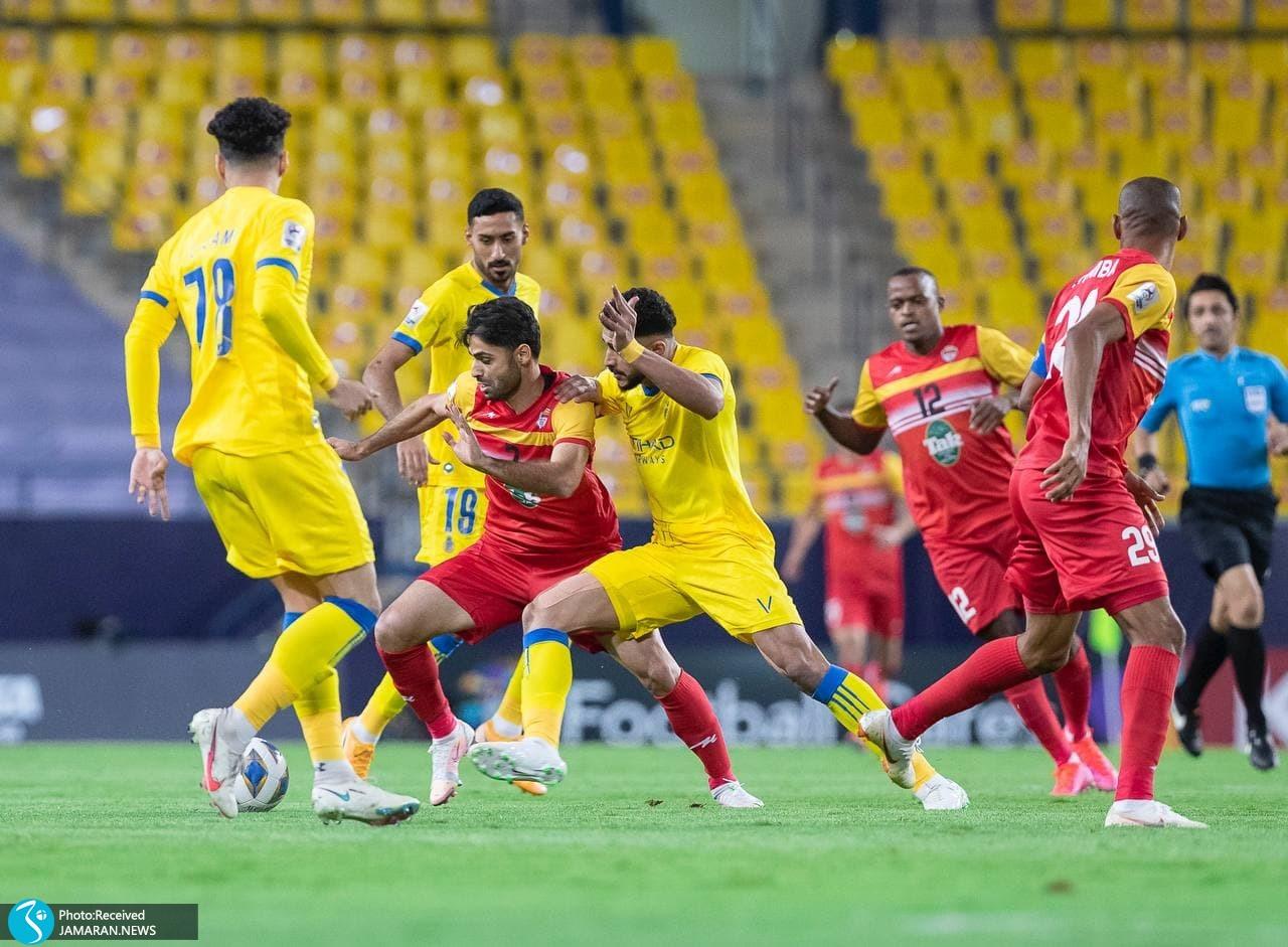 لیگ قهرمانان آسیا فولاد النصر عربستان