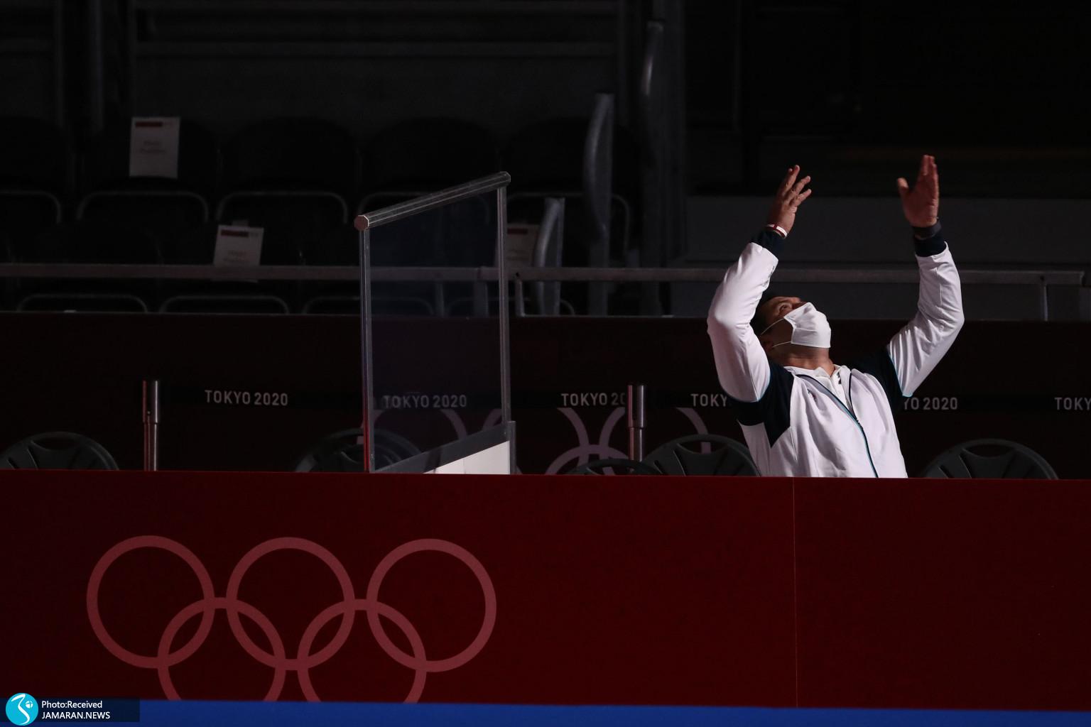 پیمان فخری شمشیربازی المپیک