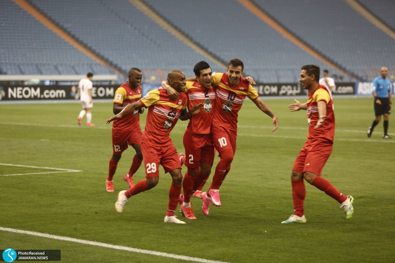 لیگ قهرمانان آسیا فولاد خوزستان السد قطر