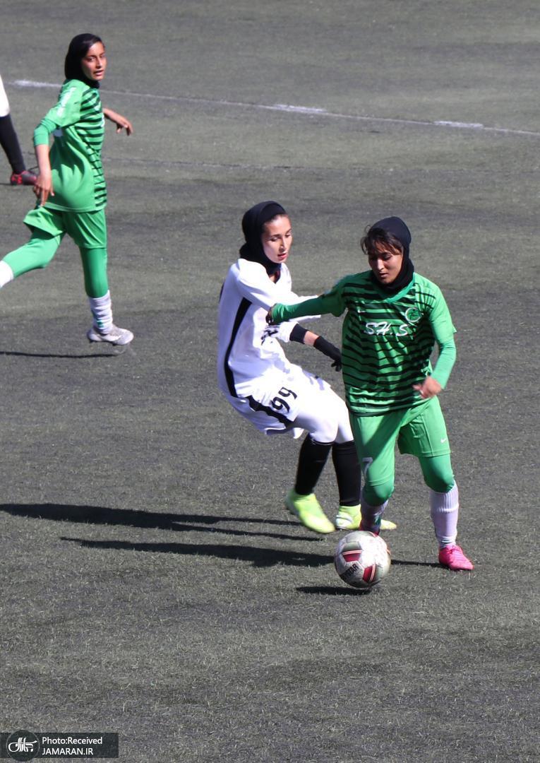 افسانه چترنور؛ خانم گل فوتبال ایران