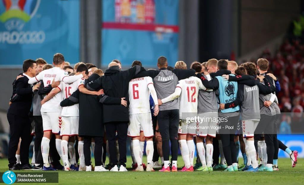 یورو 2020 - تیم فوتبال دانمارک