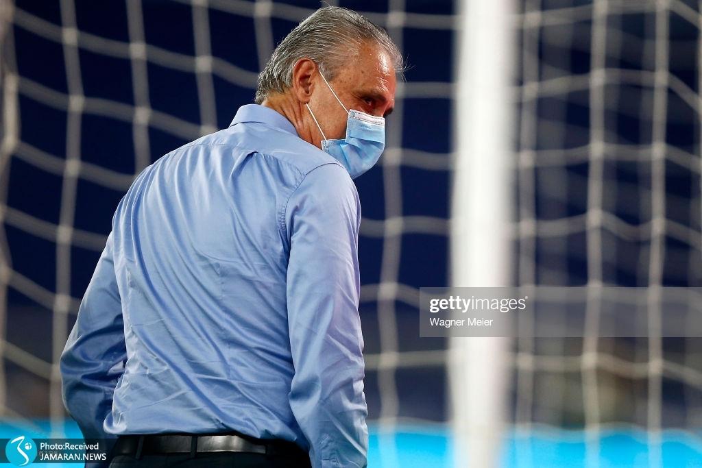 کوپا آمه ریکا  ۲۰۲۱ - تیم فوتبال برزیل و پرو
