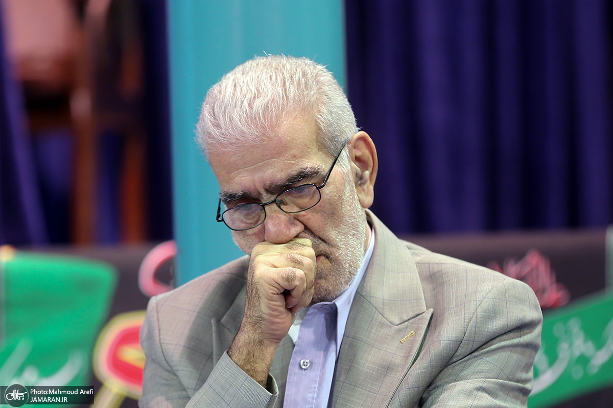 گرامیداشت چهلمین سالگرد دفاع مقدس در حسینیه جماران