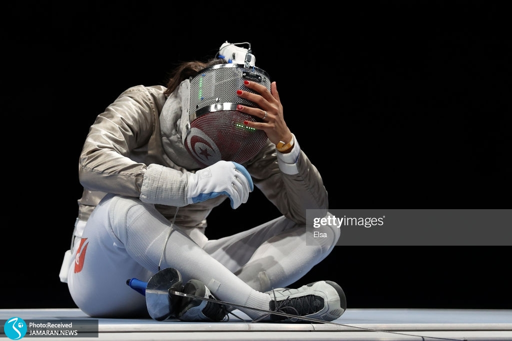 تصاویر منتخب المپیکی روز نهم