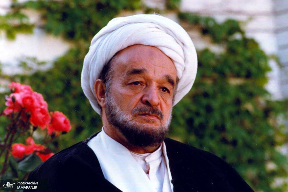 علامه+جعفری+امام+خمینی
