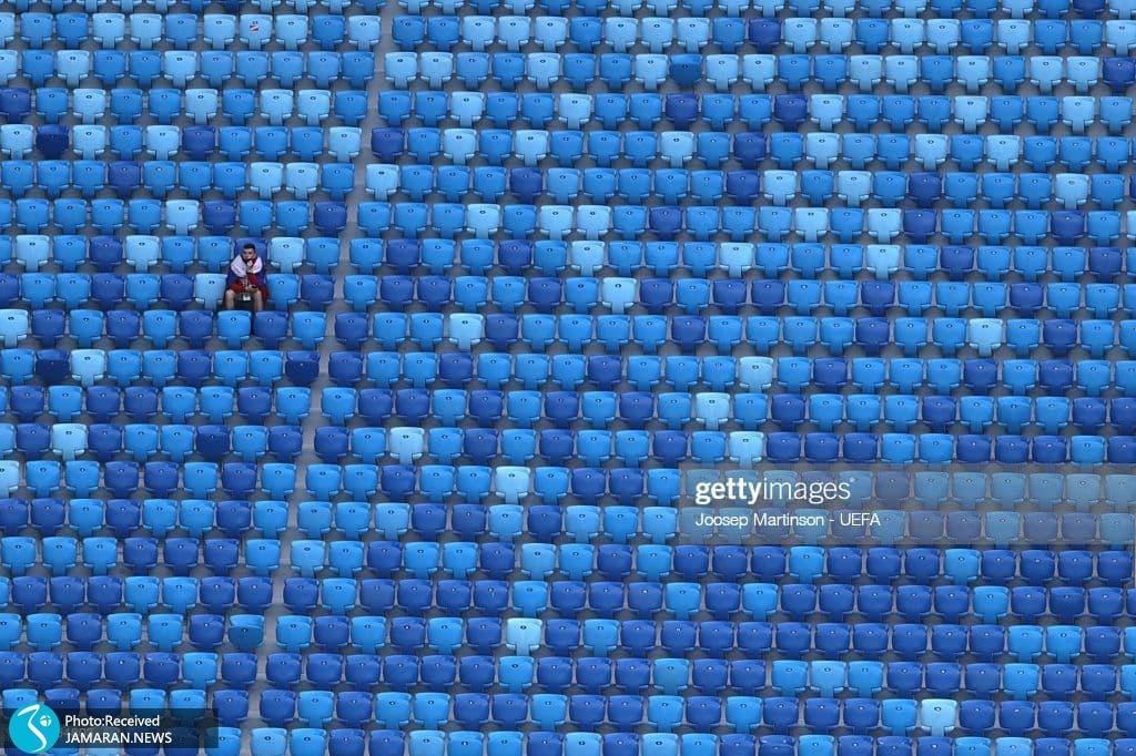 یورو 2020 - فوتبال فنلاند و روسیه