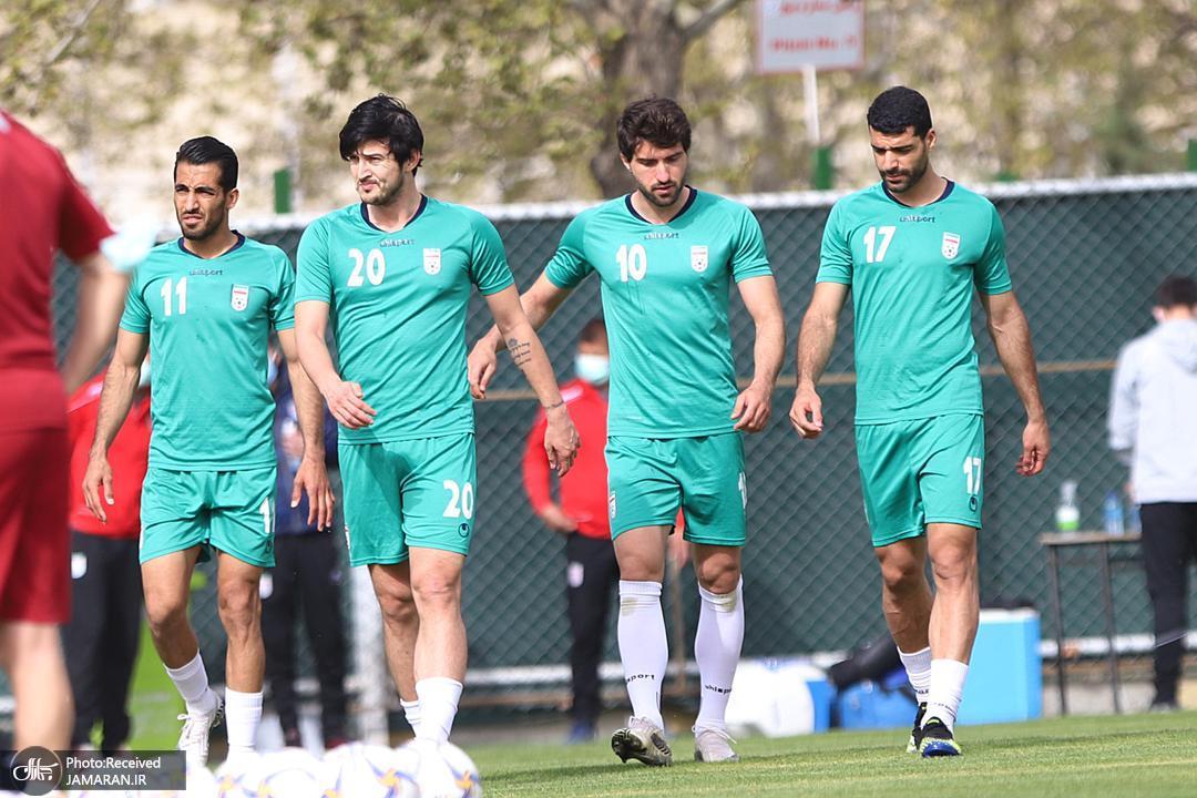 اردوی تیم ملی فوتبال