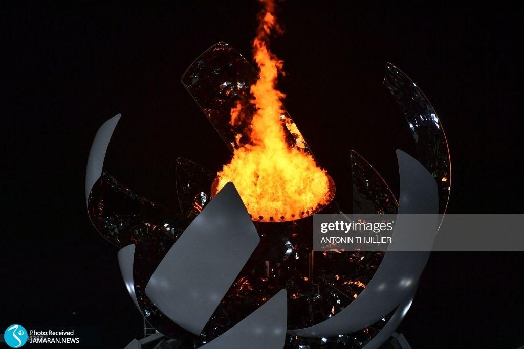 اختتامیه المپیک ۲۰۲۰ توکیو