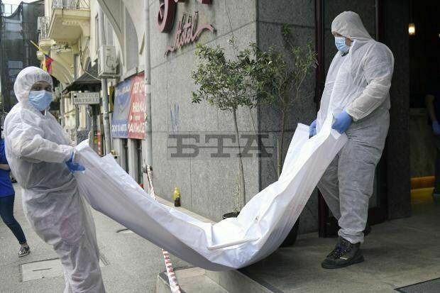 عکس جسد قاضی منصوری