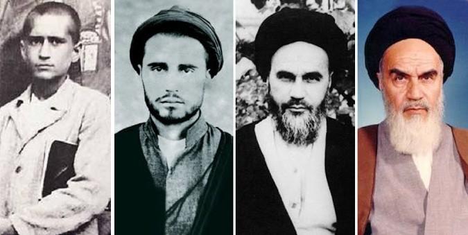 روحالله+خمینی