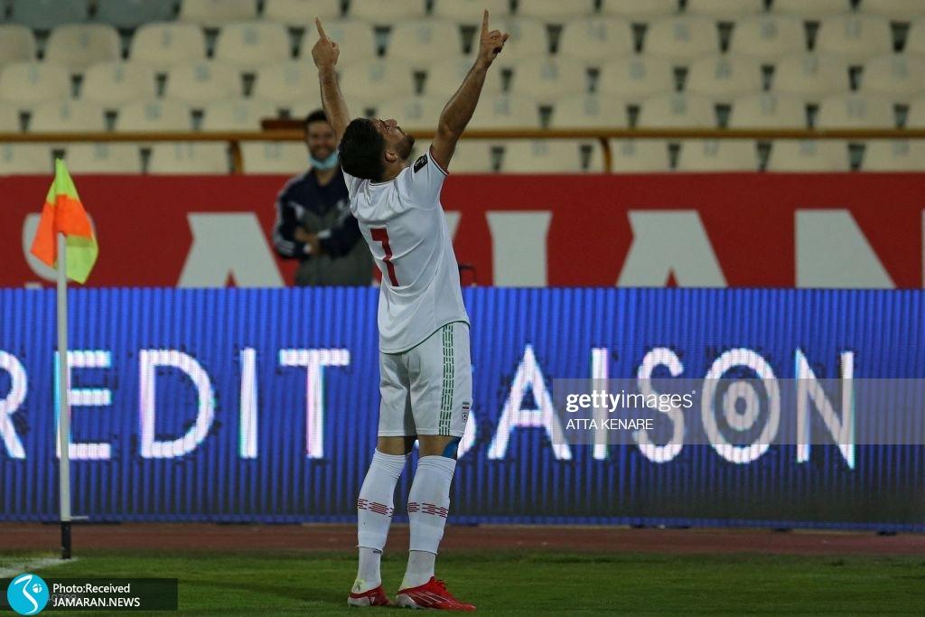 علیرضا جهانبخش ملی فوتبال ایران کره جنوبی انتخابی جام جهانی
