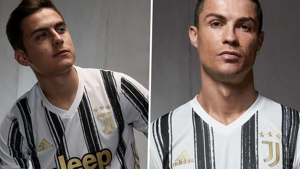 رونمایی از لباس تیم های اروپایی