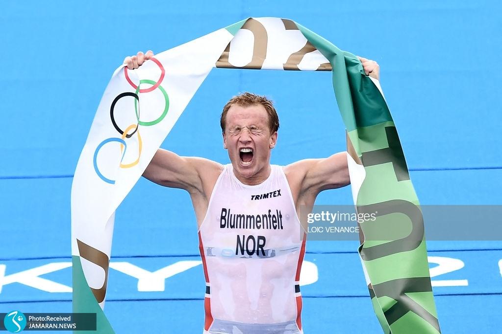 تصاویر منتخب المپیکی روز چهارم