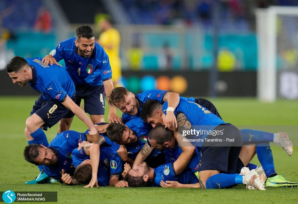 یورو ۲۰۲۰ - تیم فوتبال ایتالیا و سوئیس
