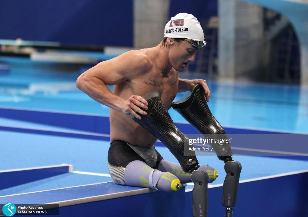 عکس های منتخب روز سوم پارالمپیک توکیو