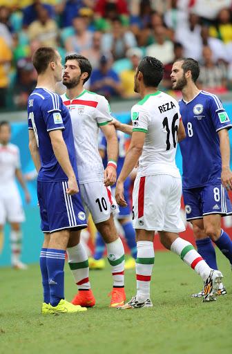 ایران و بوسنی