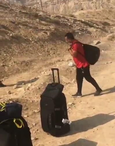 سرگردانی نصرتی و بازیکنان پارس جنوبی در جاده های عسلویه