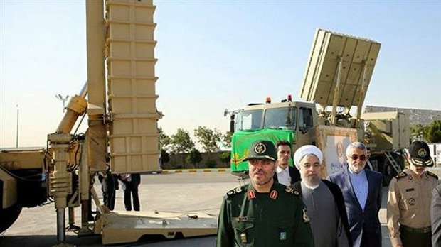 Iranian armed forces mark National Defense Industry Day