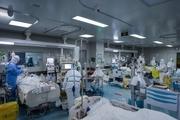 شرایط بحرانی کرونا در بیمارستان های زنجان
