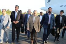 نوبخت برای رسیدگی به وضعیت سیلزدگان به مازندران سفر کرد