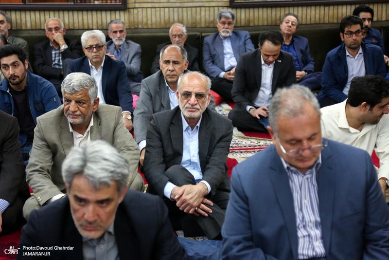 مراسم بزرگداشت سید محمود محتشمی پور