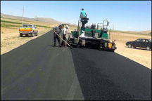۱۰۵ کیلومتر از راههای استان کرمانشاه بهسازی شد