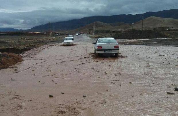 مدیریت بحران نسبت به وقوع سیل در کردستان هشدار داد