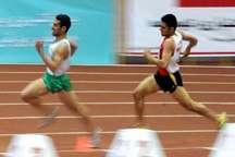 درخشش دونده باخرزی در مسابقات دو و میدانی جایزه بزرگ آسیا