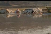 سیل 16 میلیارد ریال به عشایر شیروان خسارت وارد کرد