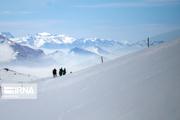 پیست اسکی فریدونشهر تا اطلاع ثانوی تعطیل است